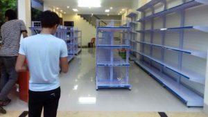 Kệ bày hàng tạp hóa tại Bắc Ninh, Quế Võ, Yên Phong, Từ Sơn