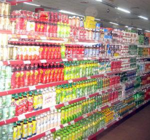 Kệ siêu thị giá rẻ tại Bình Định, Quy Nhơn, An Nhơn, An Lão