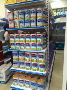 Kệ siêu thị giá rẻ tại Huế, Hương Trà, Hương Thủy