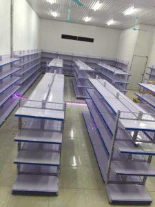 Kệ siêu thị giá rẻ tại Hòa Bình, Mai Châu, Tân Lạc, Lạc Sơn, Kim Bôi