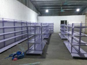 Kệ siêu thị giá rẻ tại Quảng Ninh, Hạ Long, Bãi Cháy, Cẩm Phả, Móng Cái