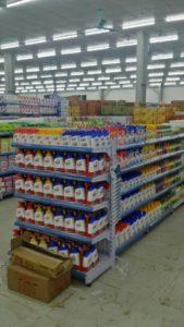 Kệ siêu thị giá rẻ tại Quảng Ngãi, đẹp, bền bỉ, giá rẻ